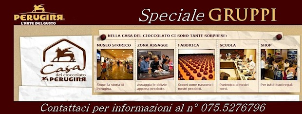 Umbria OnLine Museo storico Perugina