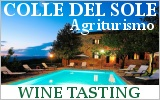 Colle del Sole agriturismo wine tasting Perugia Umbria Umbertide