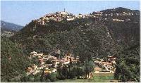 in basso Borgo Cerreto