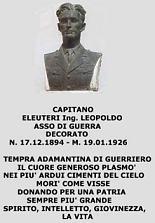 Monumento posto nella piazza di Castel Ritaldi
