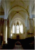 Interno Chiesa S. Fortunato