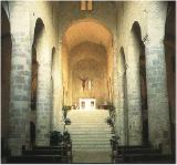 Interno Abbazia di San Felice