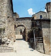 Porta di ingresso al borgo