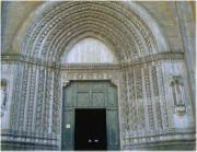 Portale Chiesa S. Fortunato