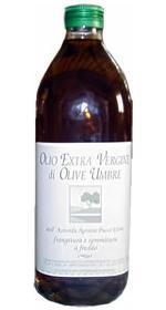 Olio extravergine stagione 2002. Confezione n. 12 bottiglie da 1 litro : Euro 90,00<br>Confezione n. 24 bottiglie da 1 litro : Euro 162,00