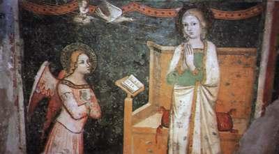 Annunciazione del Signore - Sec. XV