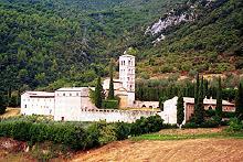 Abbazia di San Pietro in Valle - <a href=