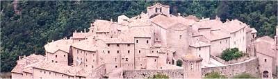 Turismo in Umbria: informazioni turistiche su Vallo di Nera