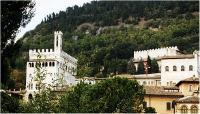 Veduta di Gubbio